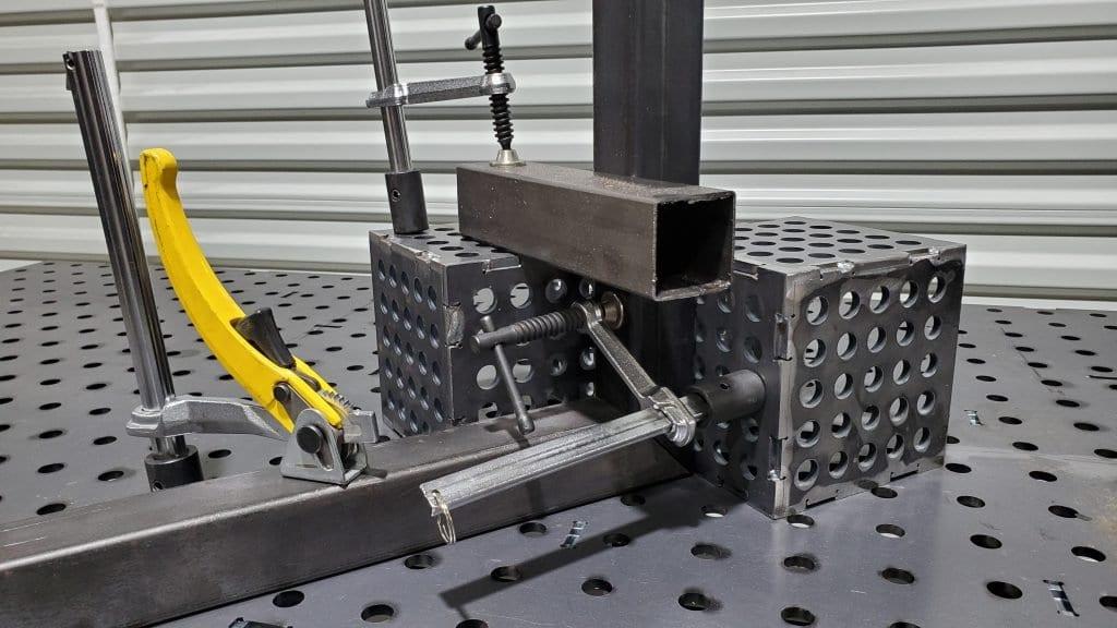 "6"" Cube Riser Fixture Solution"