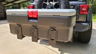 Hitch Mount Cargo Carrier 4