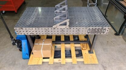 30 Welding Table Extension